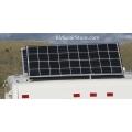 RVSC Large Dual Tilt RV Solar Panel Mounts