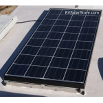 RVSC Large Dual Tilt RV Solar Panel Mounts