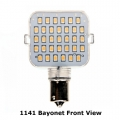 RV LED 250 Lumen Warm White Bayonet Base