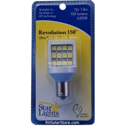 LED Revolution 150 Lumen Bayonet Base