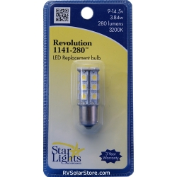 LED Revolution 280 Lumen Bayonet Base