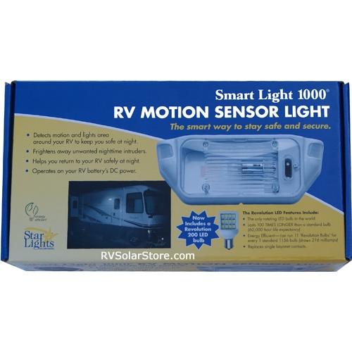 Led Smart Light 1000 Motion Light