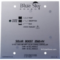 Blue Sky Solar Boost 2512i-HV 25 amp MPPT with Wall Mount Box