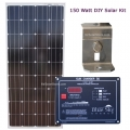 150 Watt RV Solar Kit
