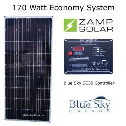170 Watt Economy System - Made in USA