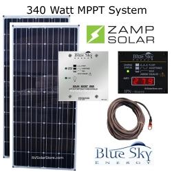340 Watt MPPT - Made In USA