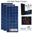 420 Watt Solar RV Mega-Charger