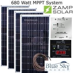 680 Watt MPPT - Made In USA