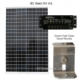 80 Watt RV Solar Kit
