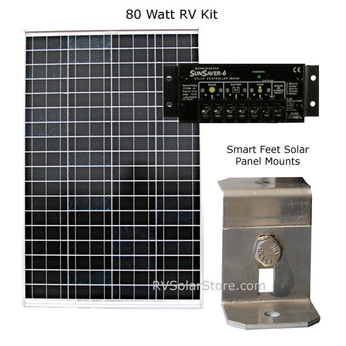 500 Watt Solar System Kit DIY - Pics about space