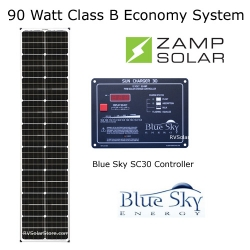90 Watt Class B Economy System - Made in USA