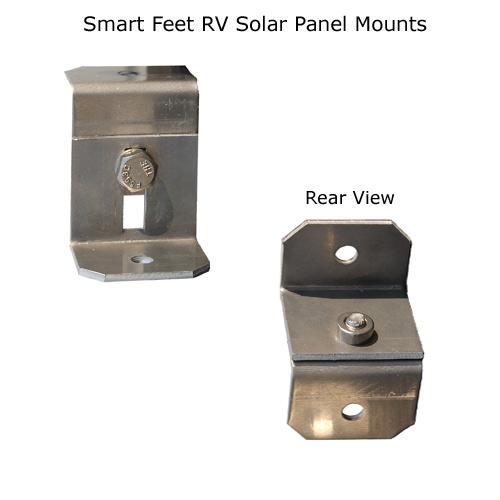 Smart Feet Rv Solar Panel Mounts