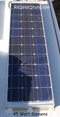 45 Watt Siemens Solar Panel
